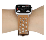 Rivets Watchband For Apple Watch - rulesfitness
