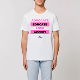 Rulesfitness Advocate Unisex T-Shirt - rulesfitness