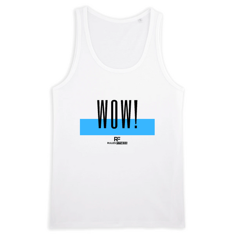 Rulesfitness WOW Tank Top - rulesfitness