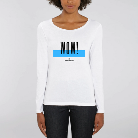 Rulesfitness WOW Long Sleeve Shirt - rulesfitness