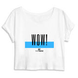 Rulesfitness WOW Crop Top - rulesfitness