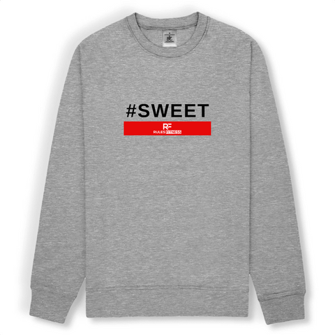 Rulesfitness Sweet Unisex Sweatshirt - rulesfitness