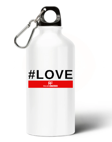 Rulesfitness Love Water Bottle - Rulesfitness
