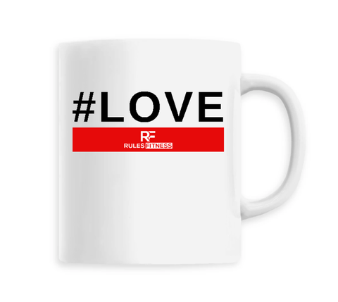 Rulesfitness Love Mug - Rulesfitness