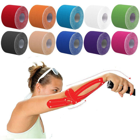 Sport Kinesiology Tape - rulesfitness
