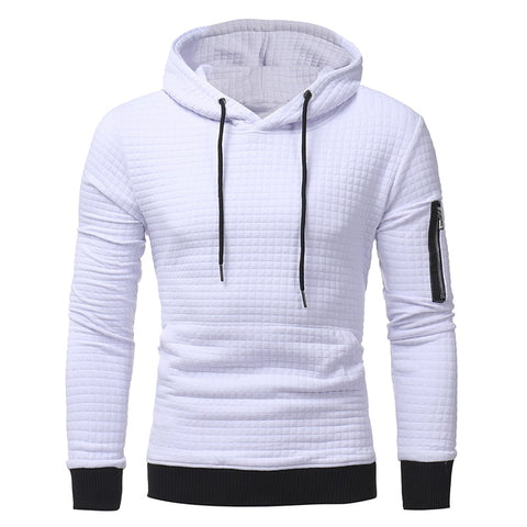 Slim Fit Hoodie - rulesfitness