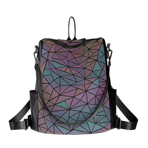 Holographic Bag/Backpack - rulesfitness
