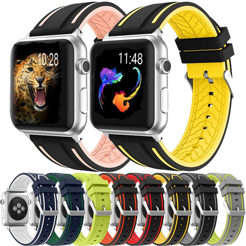 Apple Watch Wristband - rulesfitness