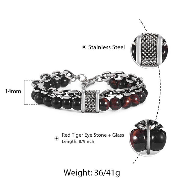 Chain And Link Bracelet - rulesfitness