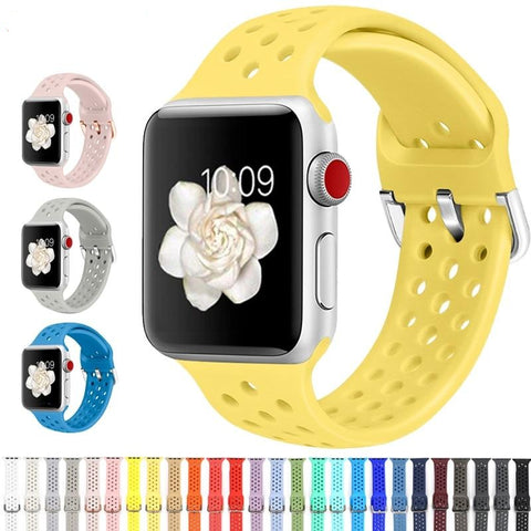 Apple Watchband Series 1 2 3 4 5 - rulesfitness