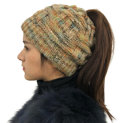 Warm Ponytail Cap - Rulesfitness