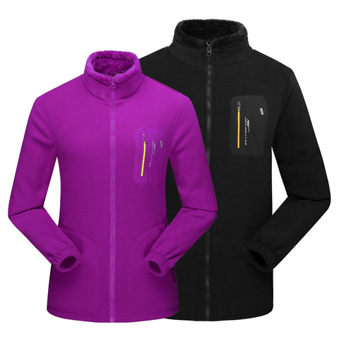 Unisex Fleece Jacket - rulesfitness