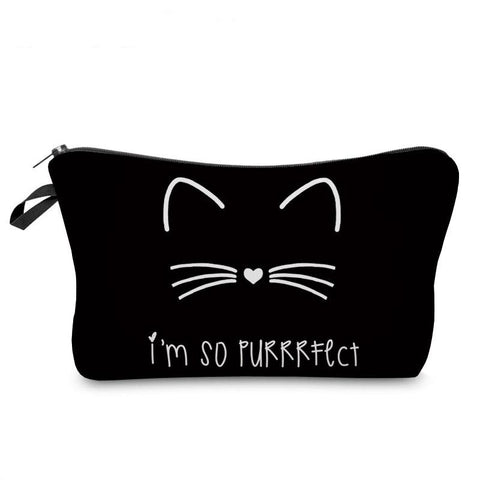 Fashion Cosmetic Bag - rulesfitness