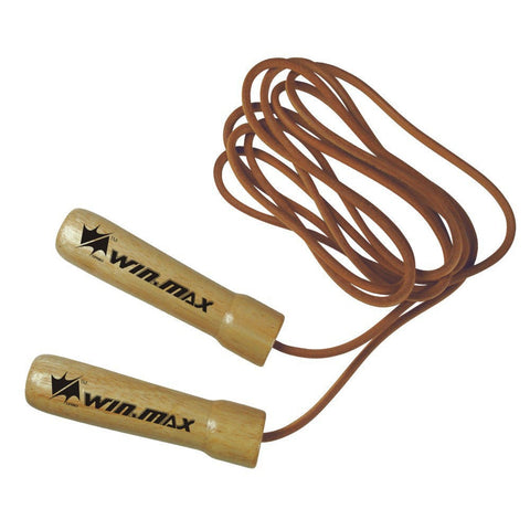 Wooden Handle Skipping Rope