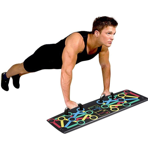 Core Training Push Up Board