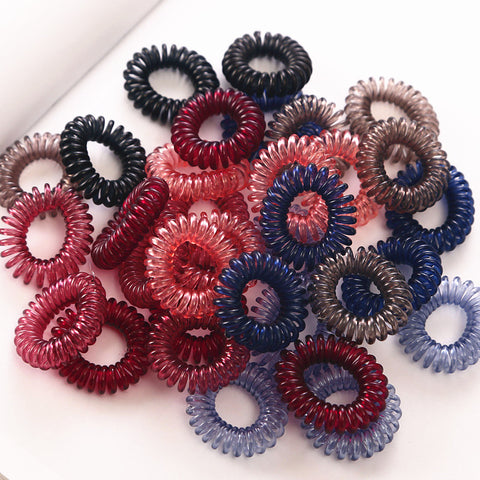 10Pcs. Small Elastic Hairband - rulesfitness