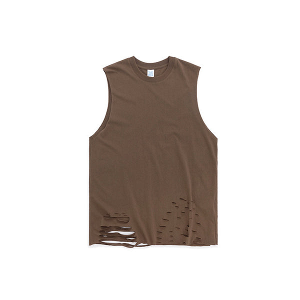 Long Sleeveless T-Shirt