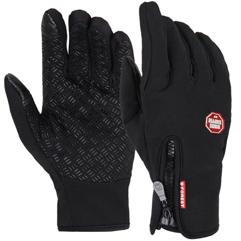 Unisex Touchscreen Gloves - rulesfitness