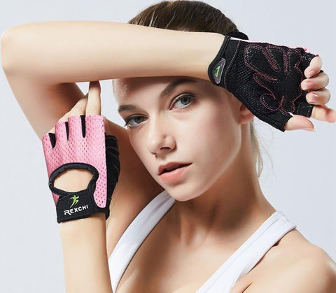Unisex Gym Fitness Gloves