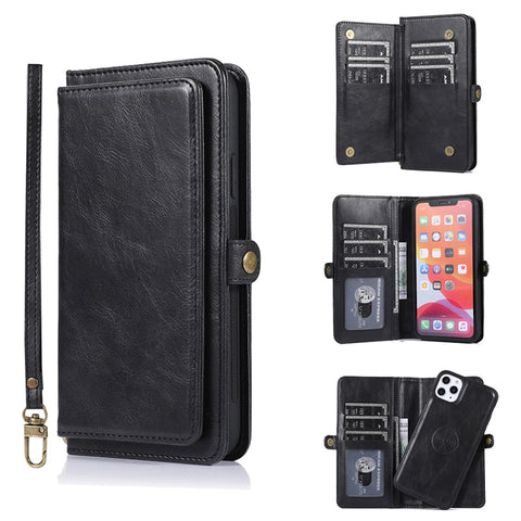 Wallet Phone Case For iPhone - Rulesfitness