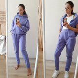 Hooded Sweatshirt And/Or Trousers - rulesfitness