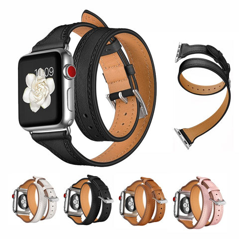 Double Tour Watchband - rulesfitness