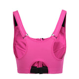 Front Zipper Bra - rulesfitness