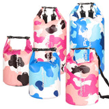 Colour Camouflage Floating Bag - rulesfitness