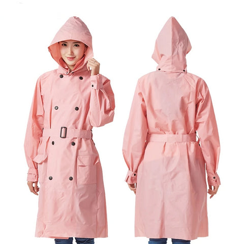 Women Raincoat - rulesfitness
