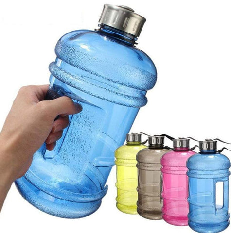 Big Capacity Water Bottle - rulesfitness