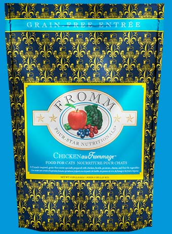 Fromm Grain Free Chicken au Frommage Cat Food