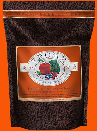Fromm Grain Free Game Bird Cat Food