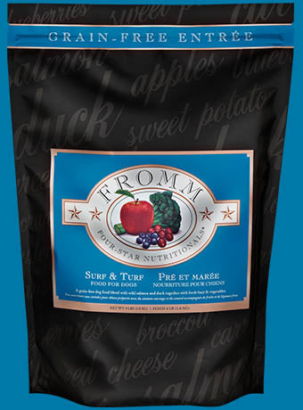 Fromm Grain-Free Surf & Turf Dog Food