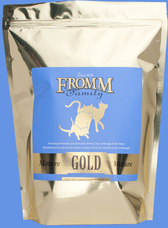 Fromm Gold Mature Cat Food