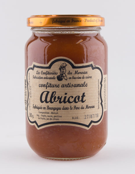 DISPONIBLE AU MOULIN -  Confiture Abricot - 380 g