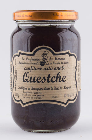 DISPONIBLE AU MOULIN -  Confiture Quetsche - 380 g