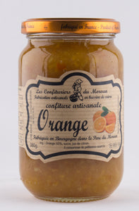 DISPONIBLE AU MOULIN -  Confiture Orange