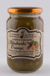 DISPONIBLE AU MOULIN -  Confiture Rhubarbe Orange - 380 g