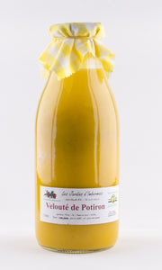 DISPONIBLE AU MOULIN  - Velouté Potiron - 1 L