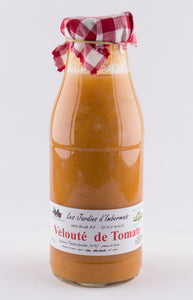 DISPONIBLE AU MOULIN  - Velouté Tomate - 50 cL