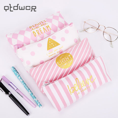 Pink Series Pencil Case