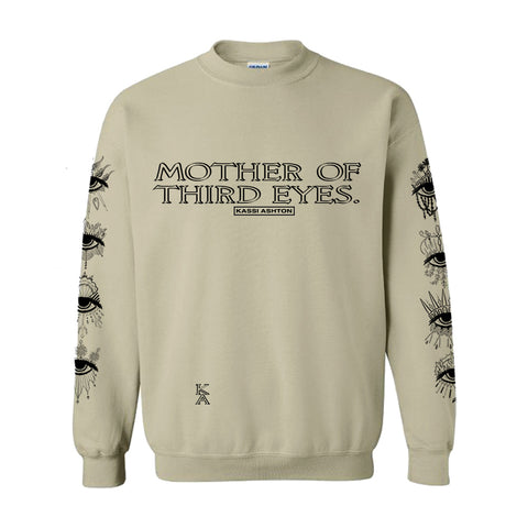 Mother of Third Eyes Crewneck