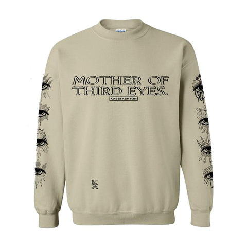 Mother of Third Eyes Crewneck + Shop Rag
