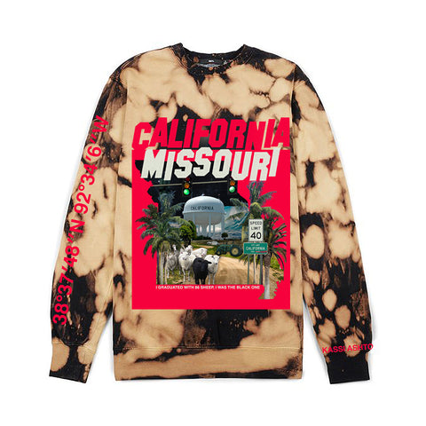 CA/MO Acid Wash Long Sleeve