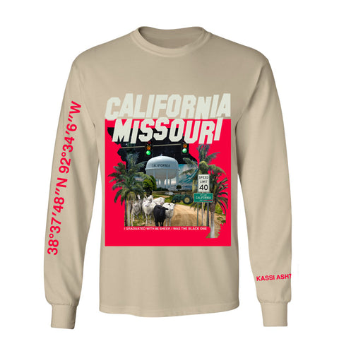 CA/MO Sand Long Sleeve