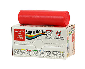 Sup-R Band Resistance Band - 6 yard box