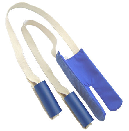 Kinsman Terry Covered Sock Aid with Foam Handles