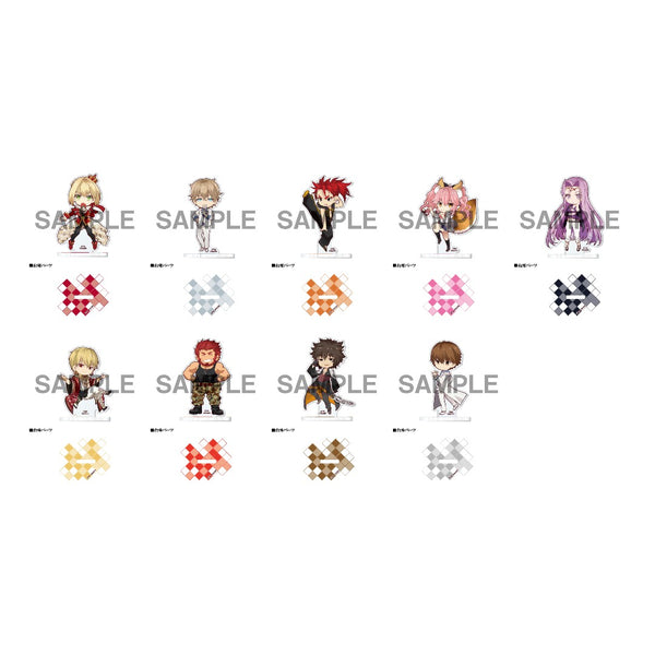 Fate Extella Acrylic Stand V1