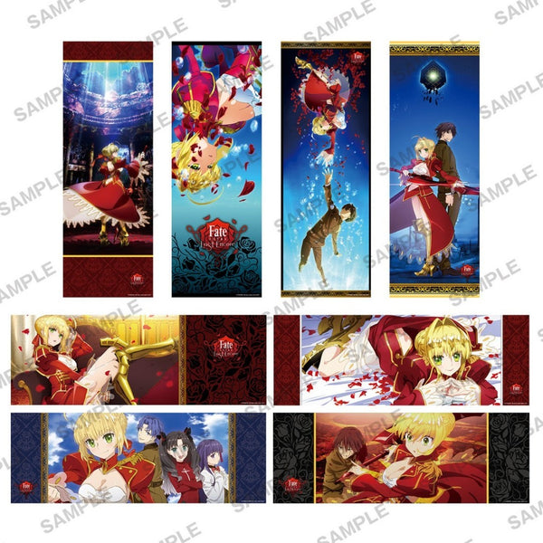 Fate Extra Last Encore Long Poster