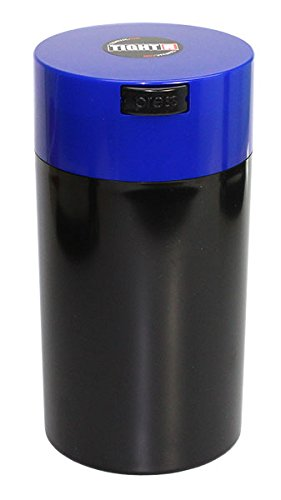 Tightvac 12-Ounce Vacuum Sealed Dry Goods Storage Container